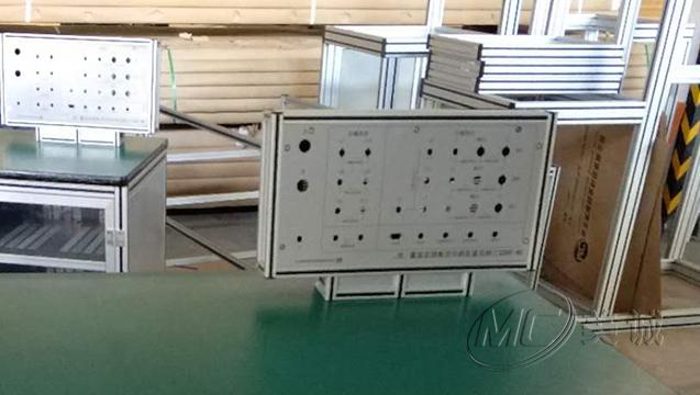钣金电器显示屏铝型材工作台 三