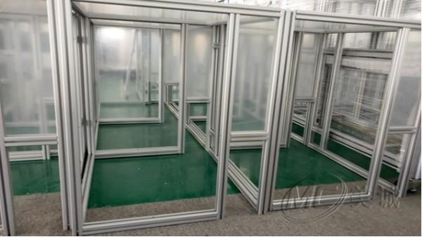 铝型材机械设备支架
