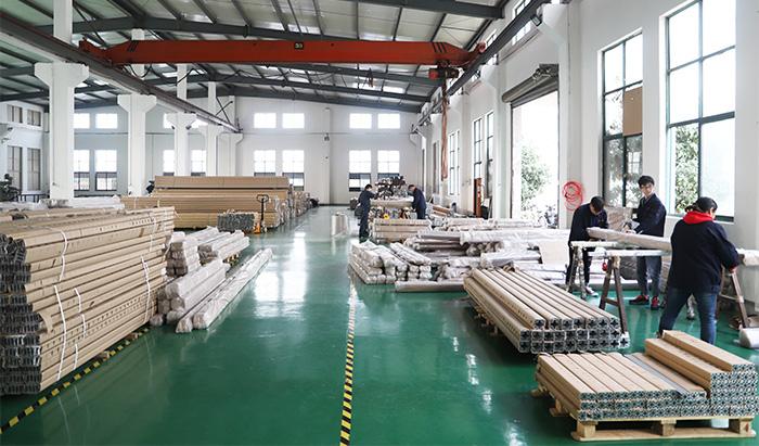 美诚铝业的铝型材制品满足不同客户定制需求!