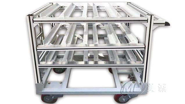铝型材机械设备框架.