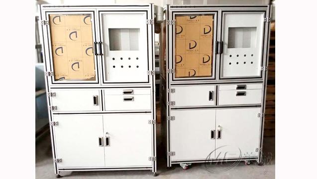 铝型材钣金机柜.