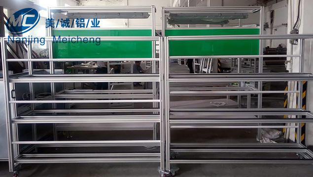 铝型材工作台MC003