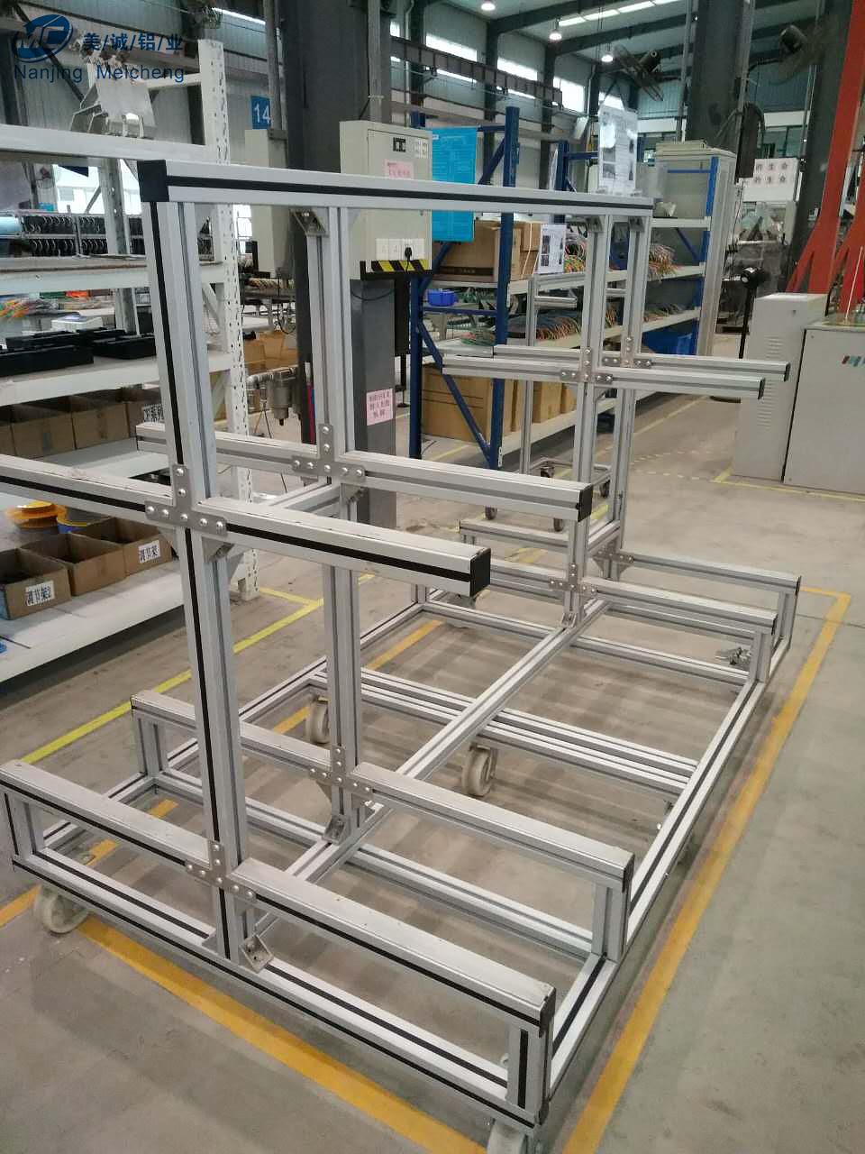 铝型材设备框架MC001
