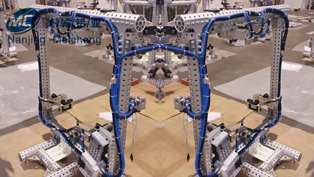 铝型材设备框架MC004