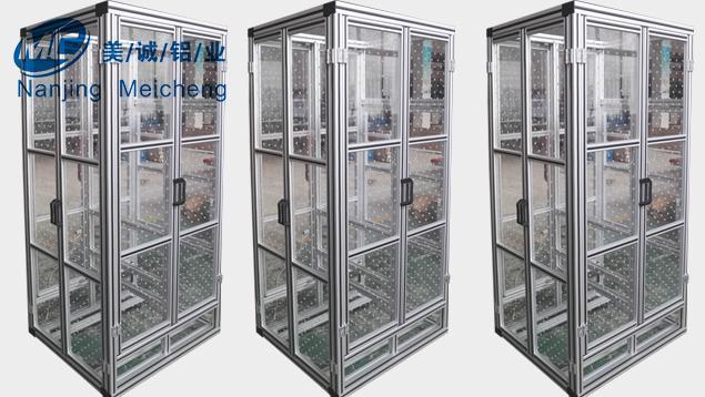 铝型材展示工作台