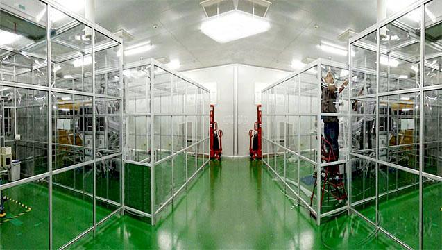 铝型材设备防护罩