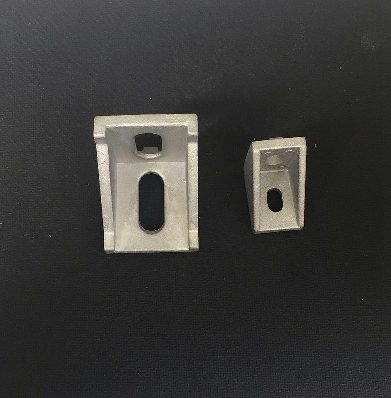 铝型材角件安装