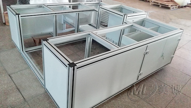 铝型材设备框架 二