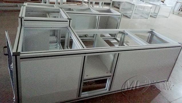 铝型材设备框架 三