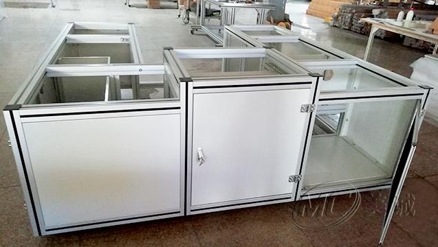 铝型材设备框架 四