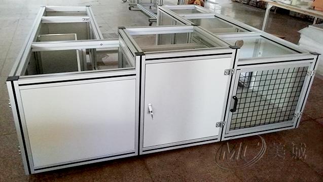 铝型材设备框架 五