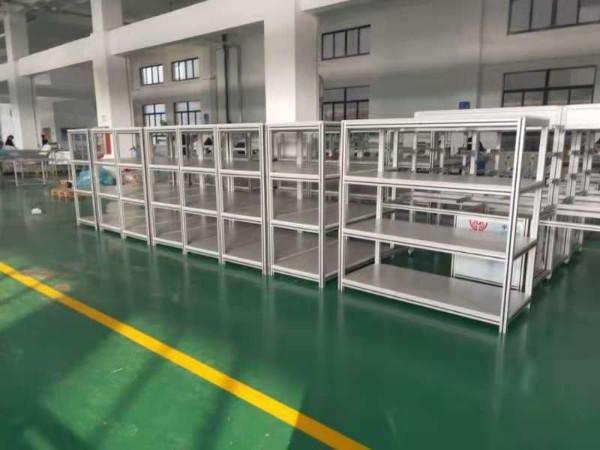 铝型材货架