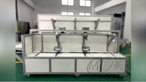工业铝型材展示架