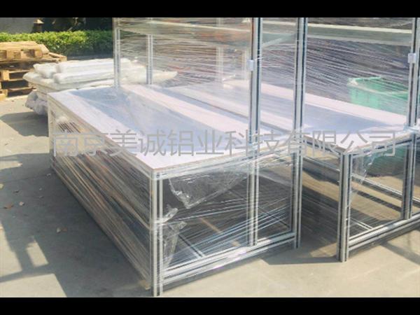工业自动化大力催发铝型材框架市场需求