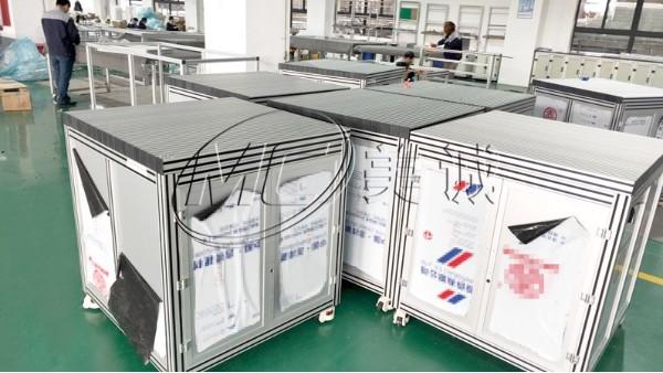 自动化设备机柜