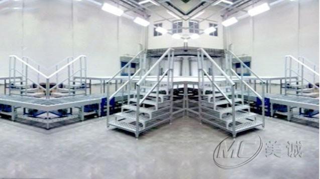 铝型材工业梯MC004