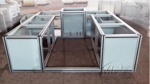 铝型材设备框架