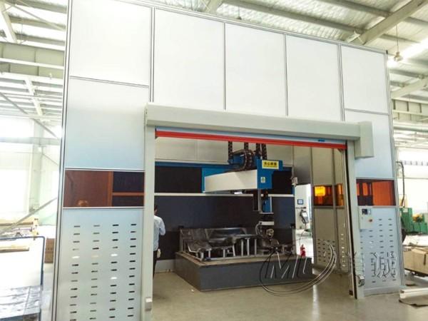铝型材机械设备防护罩(3)