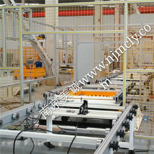 南京美诚铝型材工业围栏 ——新时代势不可当