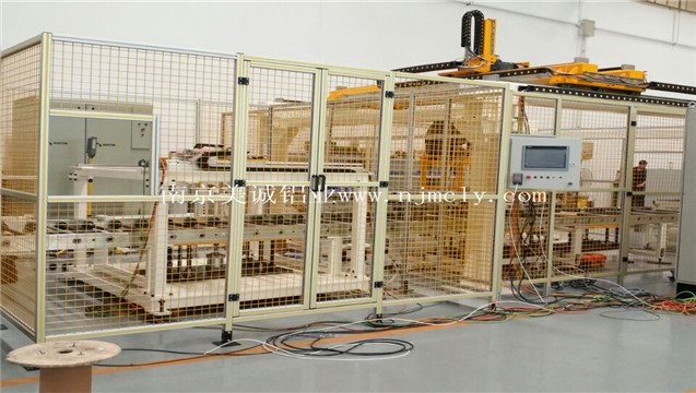 铝型材围栏 (3)