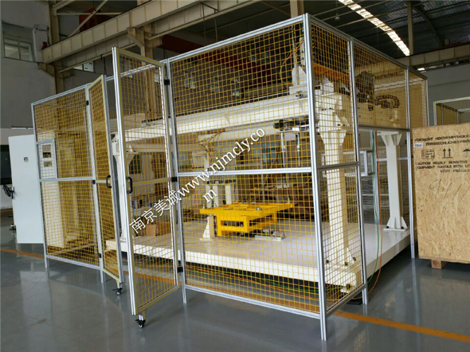 工业设备围栏