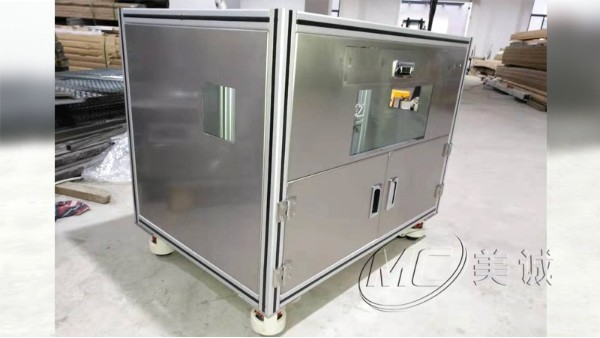 铝型材零部件设备框架
