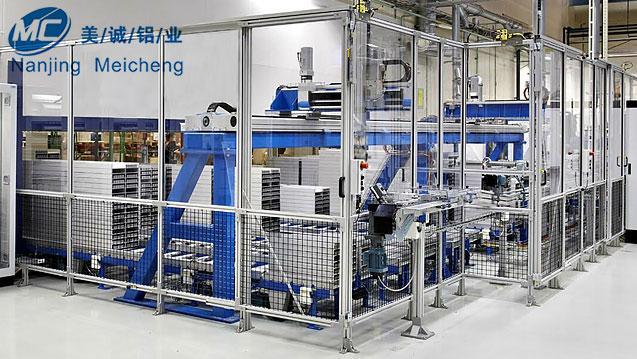 机械设备护栏
