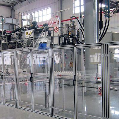 美诚铝业的铝型材制品结构设计很专业!