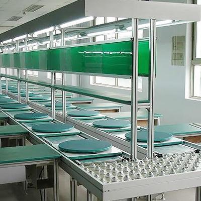美诚铝业铝型材工作台稳固耐用,售后有保障!