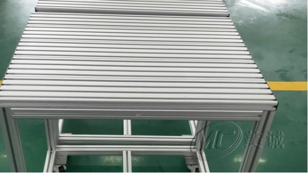 实验室铝型材操作台