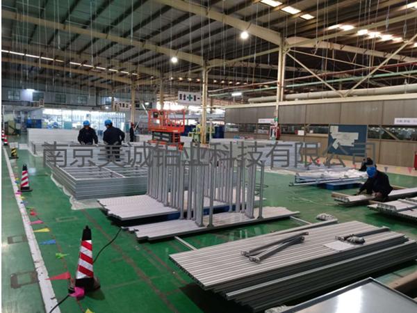 铝型材围栏装置的生产过程和优点有哪些