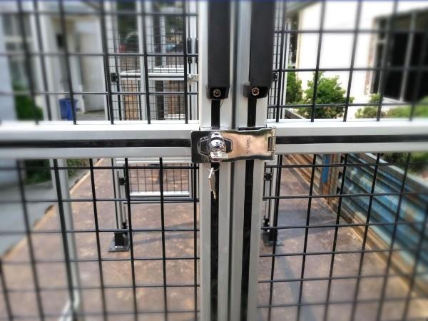 围栏用工业铝型材