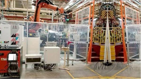 机械设备防护围栏