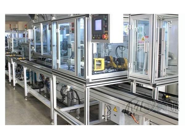 铝型材机械防护罩