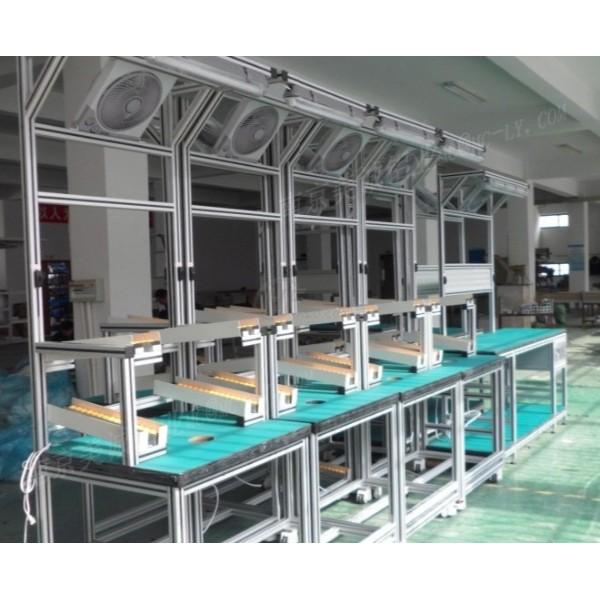 如何选购工业铝型材工作台