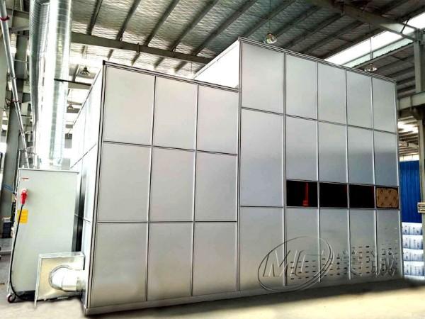 铝型材机械设备防护罩