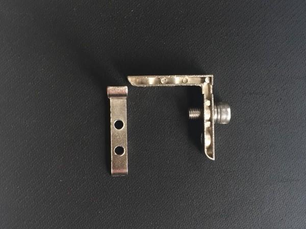 角槽连接件