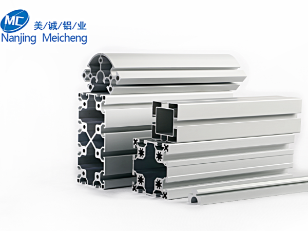 工业铝型材型号规格尺寸哪家全?
