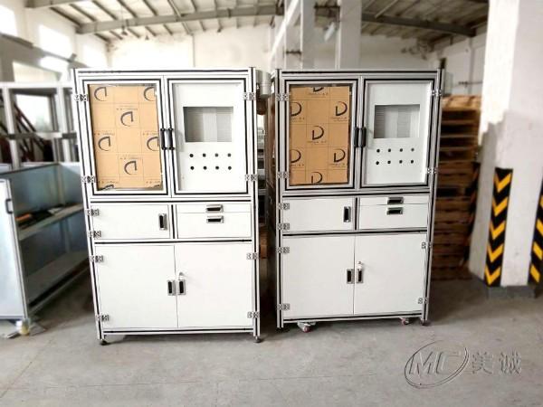 铝型材工具柜是如何生产定制的?