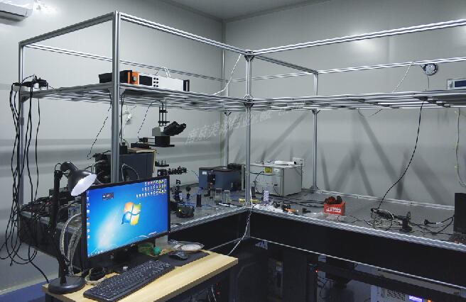 光学平台铝型材框架0034