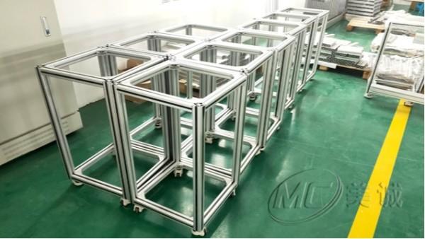 铝型材物料周转车
