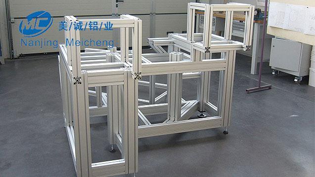铝型材设备框架MC002