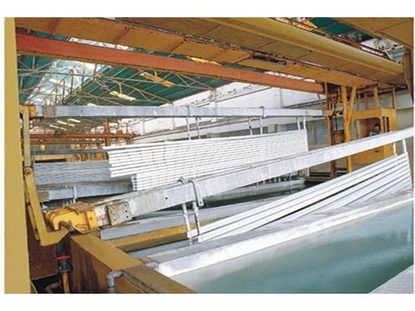 铝表面阳极氧化生产线