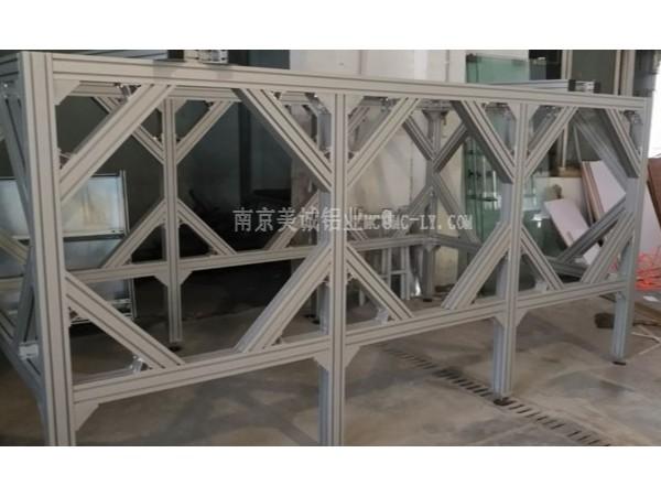 工业铝型材应用在设备框架上的优势在哪里