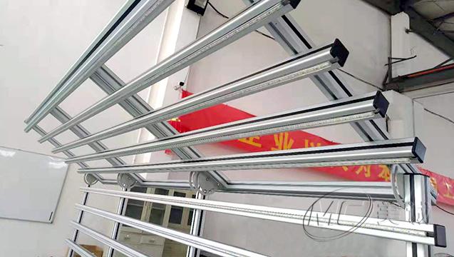 铝型材高光墙 三