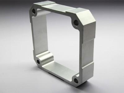 铝型材开模定制-斜角4边型铝型材