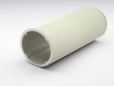 铝型材开模定制-圆形齿轮铝型材