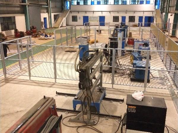 工业铝型材围栏厂家案例展示