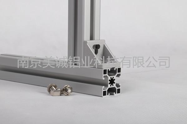 铝型材框架连接件