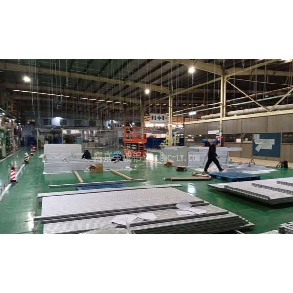 江苏哪家围栏框架是使用工业铝型材的,铝型材制作的好处有哪些好处呢